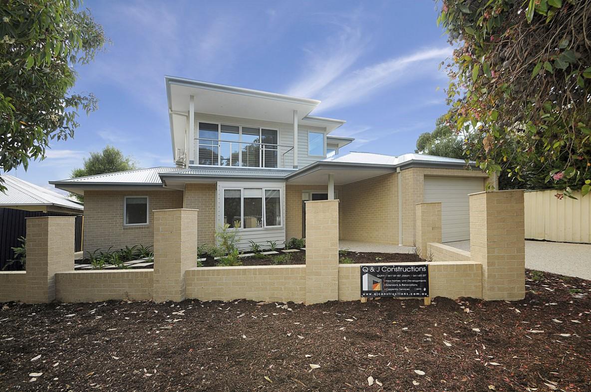 Mornington new home double story