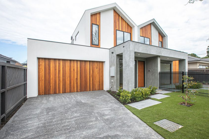 East Bentleigh new home townhouses property development